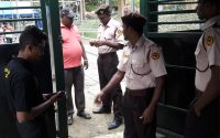 Forward garde security service work in Sri lanka