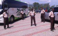 Forward garde security service work in Sri lanka, Cricket match Galle Australia tour 3