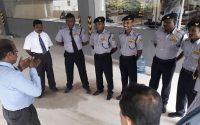 Forward Garde Security Services work in Sri lanka